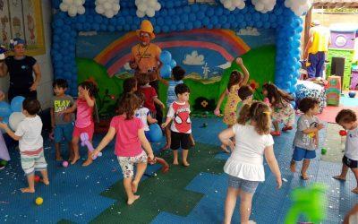 Eventos espetaculares para crianças